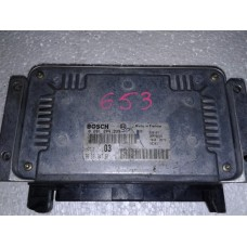 Блок управления двигателем Citroen Ситроен Xsara / Picasso 1.6 1997-05 0261204939  9633184780