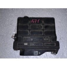 Блок управления двигателем Opel Oпель Kadett E 1.6 1986-91 5WK6221 90340026