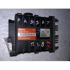 Блок управления двигателем Volkswagen Фольксваген Passat / Seat  Toledo 1.8 1988-99 0280000736