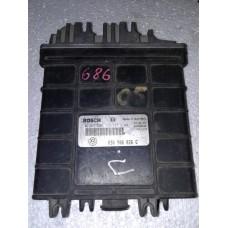 Блок управления двигателем  Seat Сеат Ibiza 2 1.4  0261200776/777 030906026G