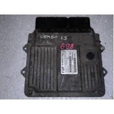 Блок управления двигателем Opel Опель Combo 1.3 cdti 2001-12 FGP 55194018 YU