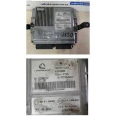 Блок упарвления ГБО Renault Duster 1.6i евро 5 616830000 110R-006011 67R-016002 Рено Дастер