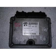 Блок управления двигателем Fiat Фиат Multipla 1.6 1.9 JTD 1998-04 46823489