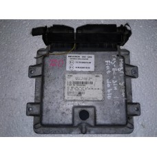 Блок управления двигателем Fiat Фиат Doblo 1.6 MPI 2000-09