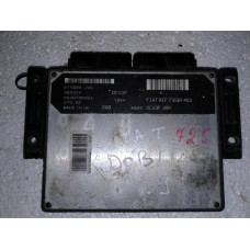 Блок управления двигателем Fiat Фиат Doblo / Punto II 1.9 D/JTD 2000-09 73501453