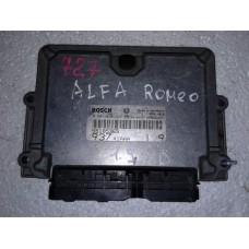 Блок управления двигателем Alfa Romeo Альфа Ромео 147 1.9 JTD 2001 0281010332