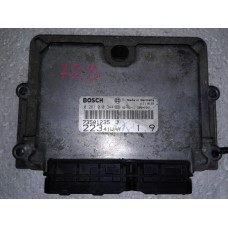 Блок управления двигателем Fiat Фиат Doblo 1.9JTD/Mjtd 2000-09 0281010344 73501235