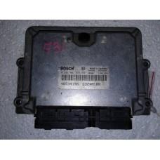 Блок управления двигателем Fiat Фиат Punto 1.9 JTD 2006 0281001955