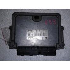 Блок управления двигателем Fiat Фиат Stilo 1.9 JTD 2004 0281011553