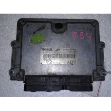 Блок управления двигателем Fiat Фиат Stilo 1.9 JTD 2003 0281011420