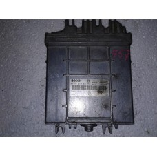Блок управления двигателем Renault Рено  Scenic 1.9 DTI 1999-03 0281010077  7700114644