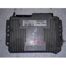 Блок управления двигателем  Renaukt Рено Kango 1.4 1998-02 7700108813 S115301101E