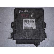 Блок управления двигателем Peugeot Пежо 106 1.4 9630784680
