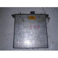 Блок управления двигателем BMW 745 4.5i 0280001127 БМВ