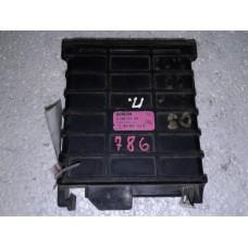Блок управления двигателем Audi 80 89 89Q 8A B3 1986-91 0280800188  811906264G Ауди