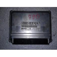 Блок управления двигателем Audi A6 C5 2.5tdi 0281010154 4B0907401AA