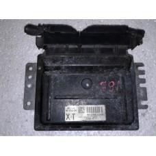 Блок управления двигателем  Nissan Ниссан Micra Type K12 1.2 2003-10 MEC32-040 J3 3Y08