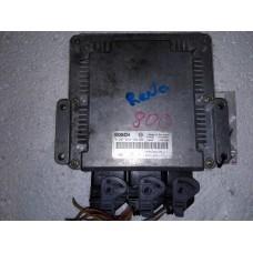 Блок управления двигателем Renault Master II Opel Movano 2.2 dci 1998-03 0281010320 8200110105 Рено Мастер