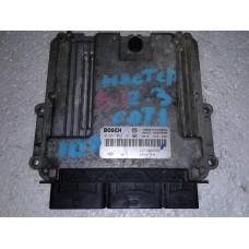 Блок управления двигателем Renault Рено Master IV / Opel Опель Movano / Nissan Ниссан NV 400  2.3 cdi 2010+ 0281017341 237101157R 237100899R