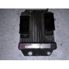 Блок управления двигателем Opel Опель Corsa / Combo / Meriva 1.7 CDTI 2004-07 8980215701 112500-0211
