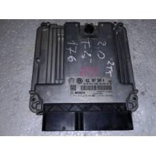 Блок управления двигателем Volkswagen Фольксваген T5 2.0tdi 03L907309H 0281016270