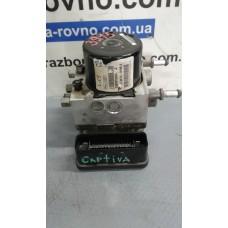 Блок управления ABS АБС Chevrolet Шевроле Captiva 2.0D 2006-10 96626091 00401812C200