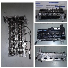 ГБЦ Головка блока цилиндров Mercedes Sprinter 906, W212 2.2CDI R6510160201 Мерседес