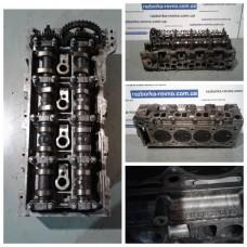 Головка блока цилиндров (ГБЦ) Mercedes Мерседес Sprinter, Vito 638 2000-2006 2.2CDI R6110162101