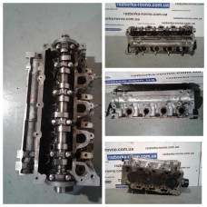 Головка блока цилиндров (ГБЦ) Renault Рено Megane 3, Scenic 3, Dacia Duster, Nissan Qashqai 1.5DCI 949716FO K9K14