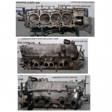Головка блока цилиндров (ГБЦ) Fiat Фиат Grande Punto, Doblo, 500 1.2 1.4 8V1.2, 1.4i 55195018