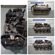 Головка блока цилиндров (ГБЦ) Volkswagen Фольксваген / Audi Ауди A4 B8, A5 A6, Q5 / Skoda Шкода 2.0, 1.8i 06H103373K
