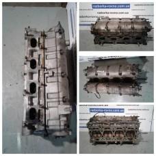 Головка блока цилиндров (ГБЦ) Fiat Фиат Doblo 2000-09, Marea, Stilo, Brava, Palio 1995-02  1.6 газ, бензин 16V 46764638