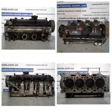 ГБЦ Головка блока цилиндров Renault Megane 3, Scenic 3 1.5DCI 949716FO K9K13 Рено
