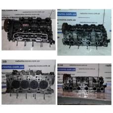 ГБЦ Головка блока цилиндров Peugeot 206 Citroen C3 1.4 HDI 16V 9646352910 DV4 Пежо Ситроен