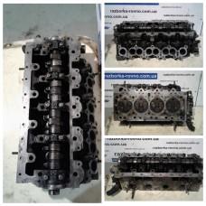 ГБЦ Головка блока цилиндров Renault Espace III Laguna I 2.2 TD12V 7700600196 Рено