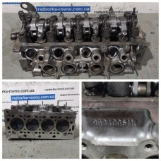 ГБЦ Головка блока цилиндров Peugeot Partner Citroen C3 2002-2008 1.4i 9634005110