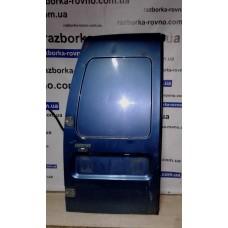 Дверь задняя распашная левая глухая Fiat Фиат Scudo / Peugeot Пежо Expert / Citroen Ситроен Jumpy 1996-2002 красная, белая, синяя
