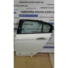 Дверь задняя левая Fiat Фиат Tipo 2 2016 белая