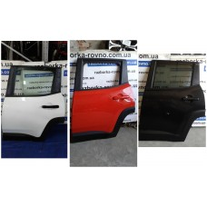 Дверь задняя левая Jeep Renegade 2014-2017 Джип Ренегаде
