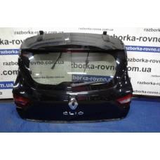 Дверь ляда Renault Рено Clio-4 2012 черная