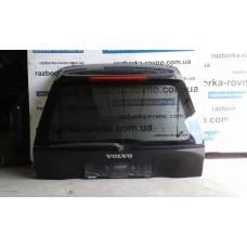 Дверь ляда Volvo Вольво XC90 2002-2006 темно-синяя