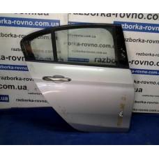 Дверь задняя правая Fiat Фиат Tipo 2 2016 серая