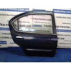 Дверь задняя правая Nissan Ниссан Maxima 2000-2004 А33 темно-синня