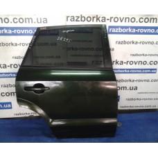 Дверь задняя правая Hyundai Хюндай Tucson 2002-2006 темно-зеленая
