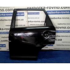 Дверь задняя левая Kia Киа Sorento 2012 черная