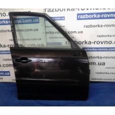 Дверь передняя правая Citroen Ситроен C4 Picasso 2006-2010 черная