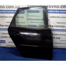 Дверь задняя правая Citroen C4 Picasso 2006-2010 черная Ситроен