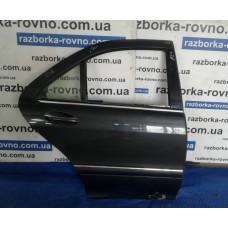 Дверь задняя правая Mercedes  Мерседес W220 1998-2005 темно-серая