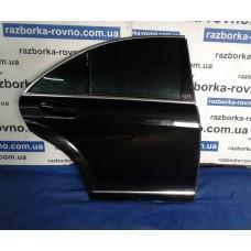 Дверь задняя правая Mercedes  Мерседес W221 2006-2011 черная