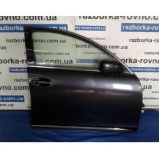 Дверь передняя правая Lexus Лексус GS300 2005-2008 графит